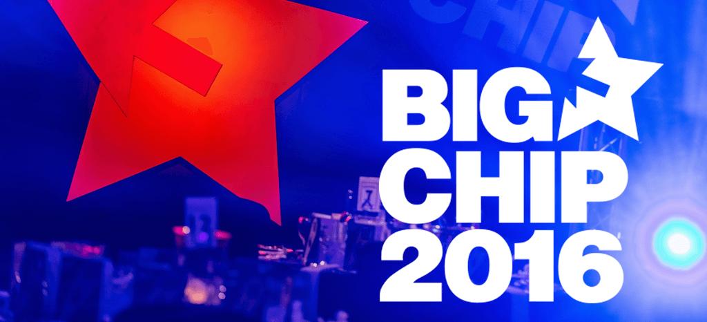 Big Chip 2016 – We've Been Shortlisted!