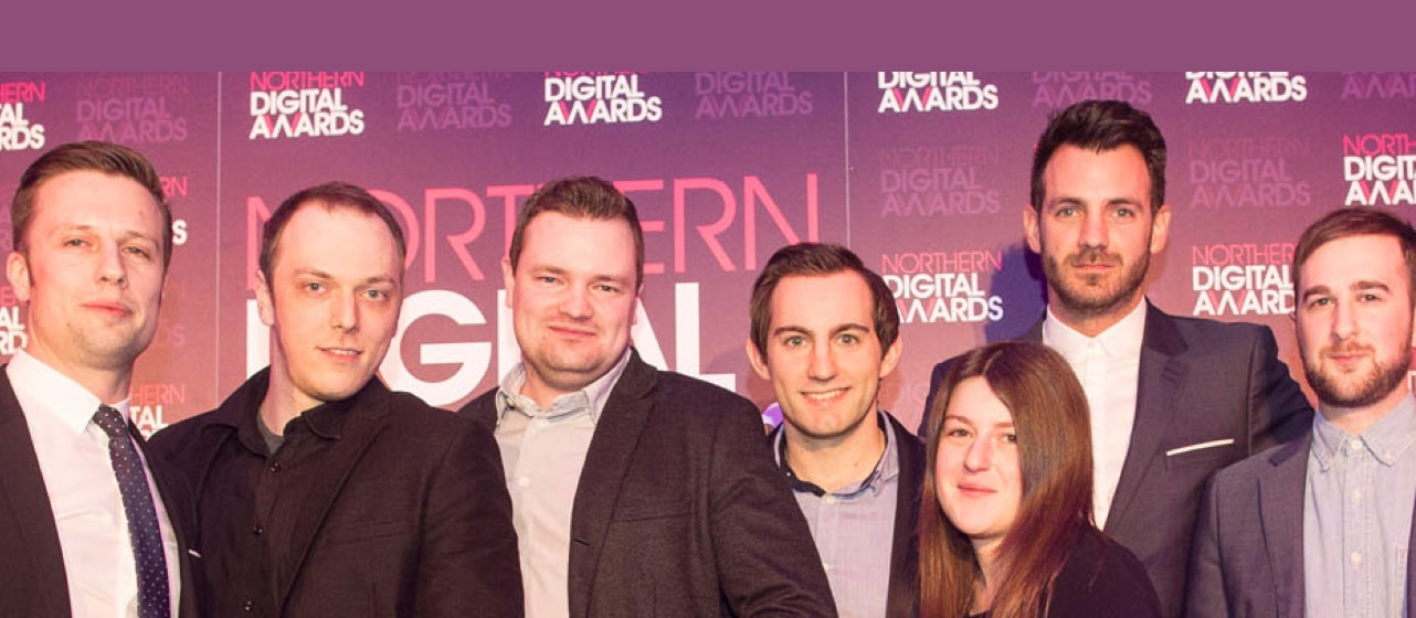Award confirms Fluid Digital as leader in North West ecommerce website