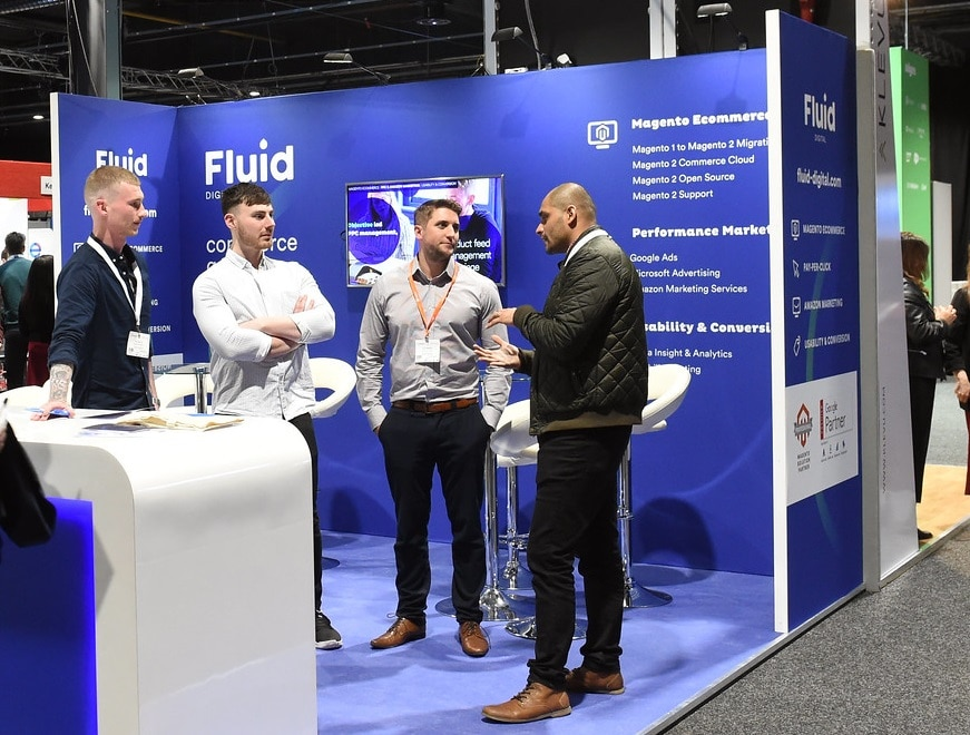 Ecommerce Expo 2019: Join the Fluid Team at Stand N30