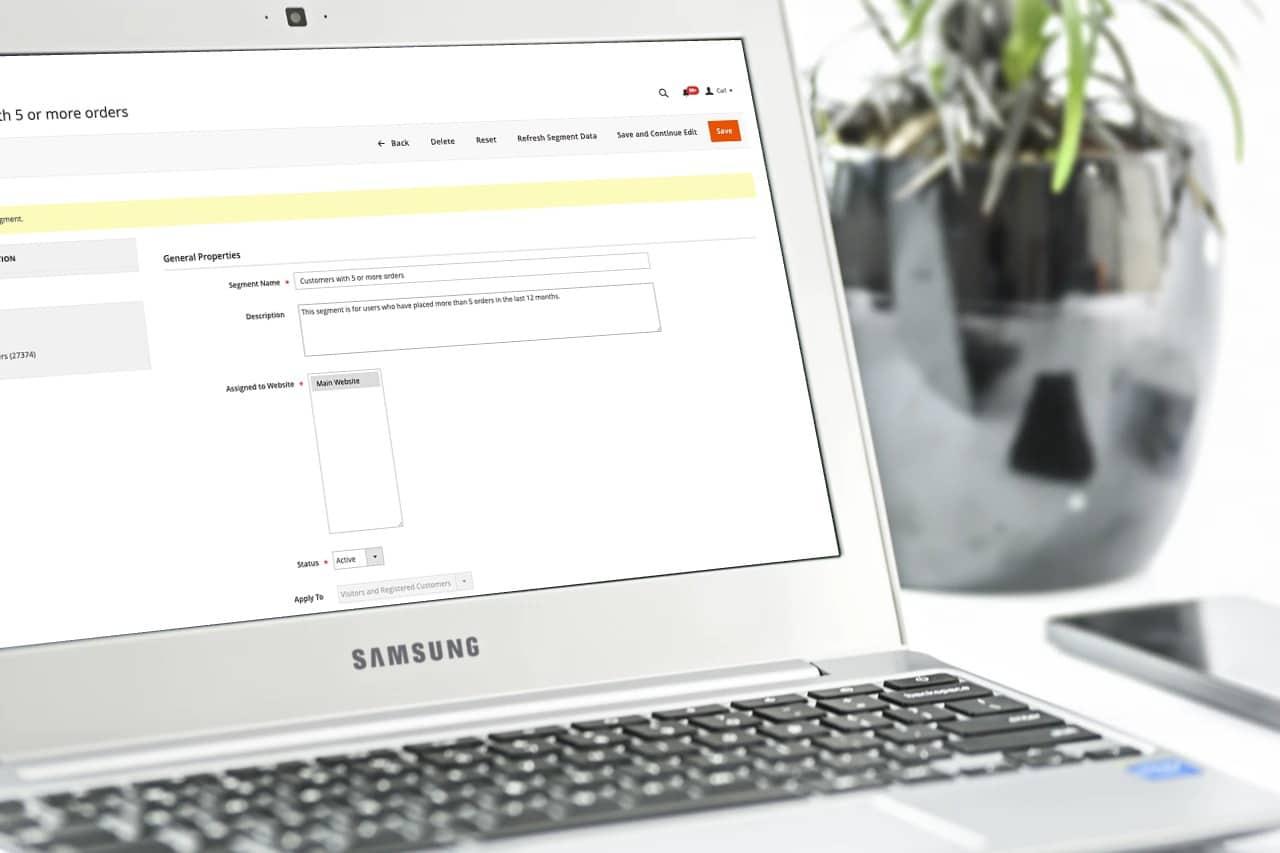 Magento 2 Customer Segmentation: Features Overview