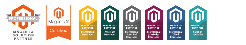 Magento 2 Accreditations