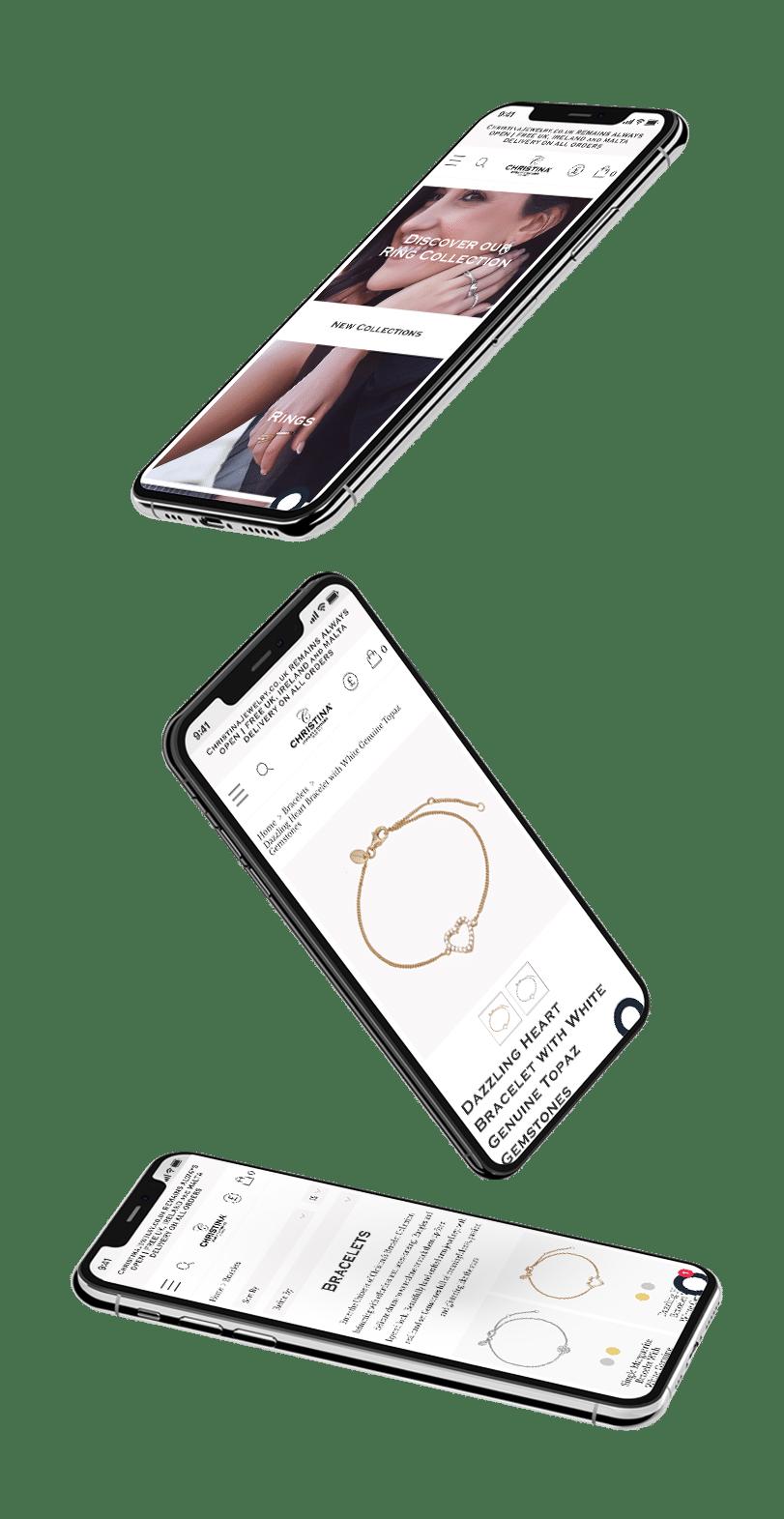 Christina Jewelry & Watches UK