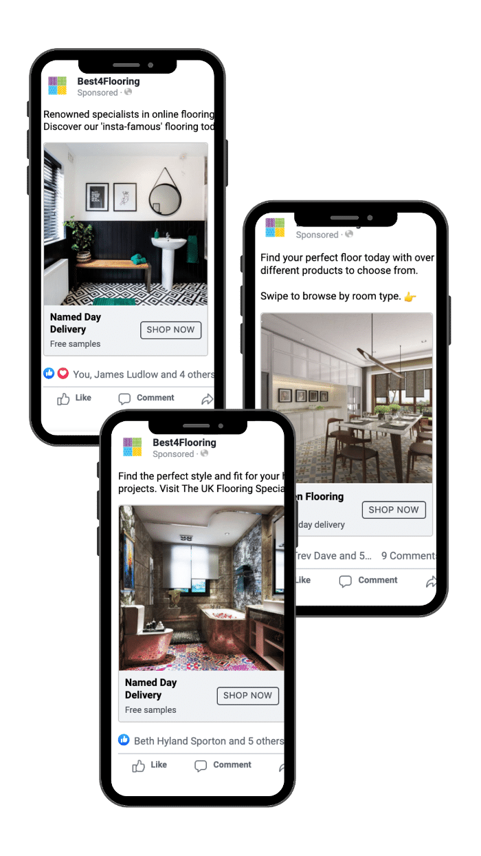 best4Flooring 3 mobile case study paid social (1)